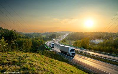 Paketlösung für internationales Logistikunternehmen
