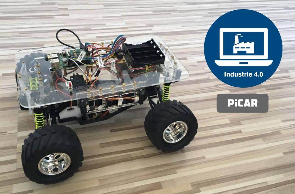 LieberLieber Software: PiCar als Modell für Industrie 4.0